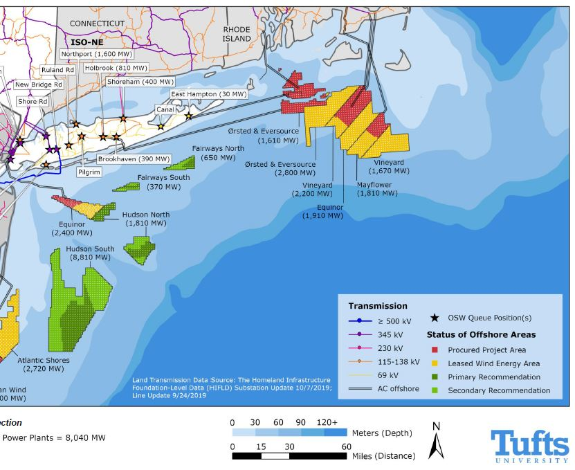 Power Systems and Markets Group Submits FERC filing on Offshore Wind Transmission Integration